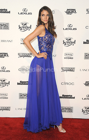 NEW YORK, NY - FEBRUARY 16:  Sofia Resing attends the 2016 Sports Illustrated Swimsuit  Launch at the Time Life Building  on February 16, 2016 in New York City.  Credit: John Palmer/MediaPunch
