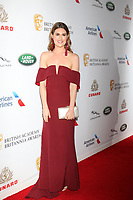 LOS ANGELES - OCT 26:  Charlotte Rothwell at the 2018 British Academy Britannia Awards at the Beverly Hilton Hotel on October 26, 2018 in Beverly Hills, CA
