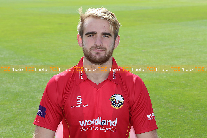 Paul Walter of Essex in Royal London Cup kit during the Essex CCC Press Day at The Cloudfm County Ground on 5th April 2017