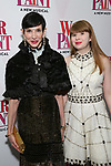Amy Fine Collins and Flora Collins attend the Broadway Opening Night Performance of 'War Paint' at the Nederlander Theatre on April 6, 2017 in New York City