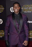 John Boyega<br />  at Star Wars: The Force Awakens World Premiere held at El Capitan Theatre in Hollywood, California on December  14,2015                                                                   Copyright 2015Hollywood Press Agency