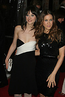 SARAH JESSICA PARKER ZOOEY DESCHANEL 2006<br /> Photo By John Barrett/PHOTOlink.net