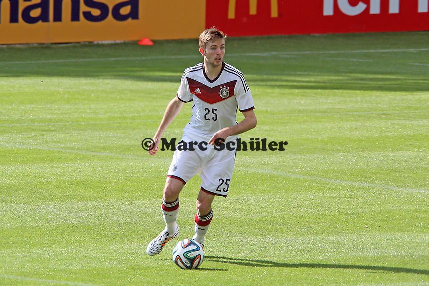 Christoph Kramer - Testspiel der Deutschen Nationalmannschaft gegen die U20 zur WM-Vorbereitung in St. Martin