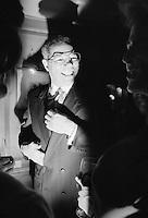 General Colin Powell at a private party for Nancy Reagan,.Jockey Club, Ritz-Carlton Hotel, Washington D.C., 1995