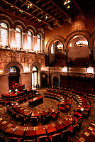 New York State Capitol Senate Chamber, Albany, New York
