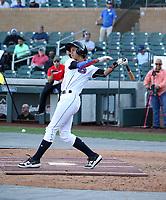 Carlos Torcaty participates in the MLB International Showcase at Salt River Fields on November 12-14, 2019 in Scottsdale, Arizona (Bill Mitchell)