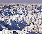 Sage Creek Wilderness Area, Badlands National Park, South Dakota
