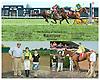 Ravenous winning at Delaware Park on 7/25/09