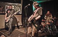 Joystick, JE FF, MC Duck, Brasky at Siberia in New Orleans, LA.