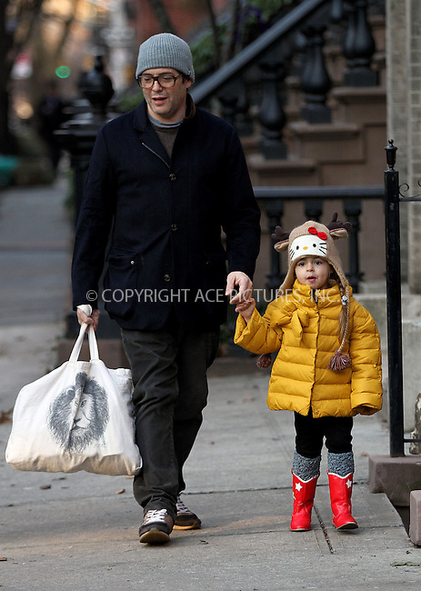 WWW.ACEPIXS.COM<br /> <br /> Janaury 13 2014, New York City<br /> <br /> Actors Sarah Jessica Parker and Matthew Broderick take their children Marion and Tabitha to school in the West Village on Janaury 13 2014 in New York City<br /> <br /> By Line: Zelig Shaul/ACE Pictures<br /> <br /> <br /> ACE Pictures, Inc.<br /> tel: 646 769 0430<br /> Email: info@acepixs.com<br /> www.acepixs.com