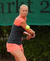 13-8-09, Den Bosch,Nationale Tennis Kampioenschappen, Kwartfinale,   Kiki Bertens