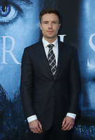 "LOS ANGELES, CA July 12- Joe Dempsey,  At Premiere Of HBO's ""Game Of Thrones"" Season 7 at The Walt Disney Concert Hall, California on July 12, 2017. Credit: Faye Sadou/MediaPunch"