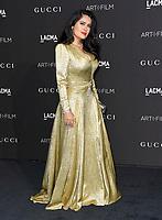 03 November 2018 - Los Angeles, California - Salma Hayek Pinault. 2018 LACMA Art + Film Gala held at LACMA.  <br /> CAP/ADM/BT<br /> &copy;BT/ADM/Capital Pictures