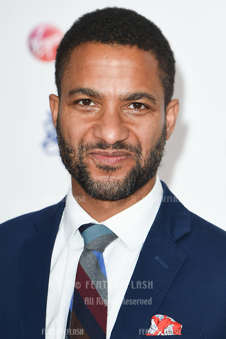 Sean Fletcher at the Virgin Money Giving Mind Media Awards at the Odeon Leicester Square, London, UK. <br /> 13 November  2017<br /> Picture: Steve Vas/Featureflash/SilverHub 0208 004 5359 sales@silverhubmedia.com