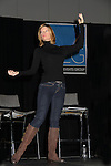 Young and Restless Michelle Stafford as a mannequin during skit at the Soapstar Spectacular starring actors from OLTL, Y&R, B&B and ex ATWT & GL on November 20, 2010 at the Myrtle Beach Convention Center, Myrtle Beach, South Carolina. (Photo by Sue Coflin/Max Photos)