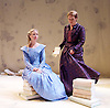 Lady Anna All At Sea <br /> at Park Theatre, London, Great Britain <br /> press photocall <br /> 19th August 2015 <br /> Antonia Kinlay as Lady Anna <br /> Caroline Langrishe as Countess Lovel <br /> Photograph by Elliott Franks <br /> Image licensed to Elliott Franks Photography Services