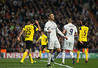 UCL. REAL MADRID VS BORUSSIA DORTMUND. 7/12/2016
