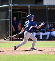 Tyler Wampler - 2014 AIL Dodgers (Bill Mitchell)