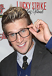 Claybourne Elder sporting a pair of signature 'Ralphie' specs at the Broadway Opening Night Performance for 'A Christmas Story - The Musical'  at the Lunt Fontanne Theatre in New York City on 11/19/2012.