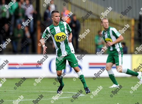 2012-09-12 / Voetbal / seizoen 2012-2013 / Racing Mechelen / Megan Laurent..Foto: Mpics.be