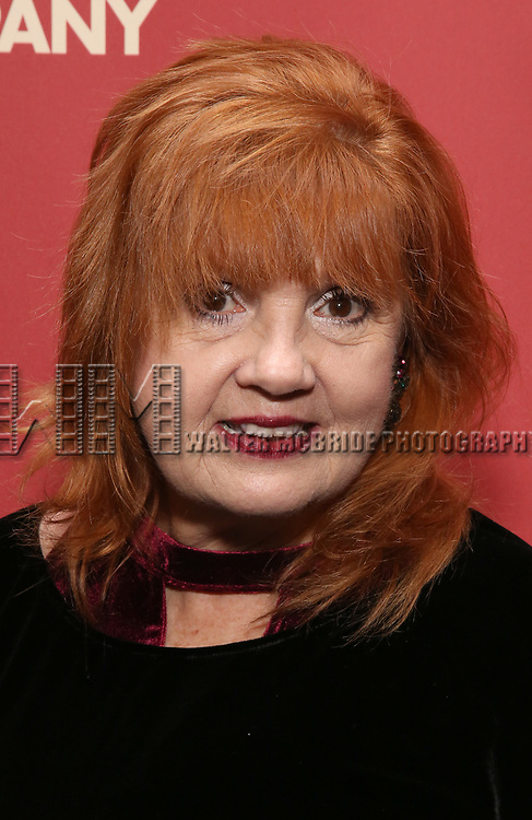 Annie Golden attends the cast party for the Roundabout Theatre Company presents a One-Night Benefit Concert Reading of 'Damn Yankees' at the Stephen Sondheim Theatre on December 11, 2017 in New York City.