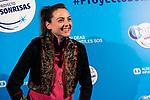 """Leonor Watling attends to the presentation of the """"Proyecto Sonrisas"""" at Gran Teatro Principe Pio in Madrid. March 23, 2017. (ALTERPHOTOS/Borja B.Hojas)"""