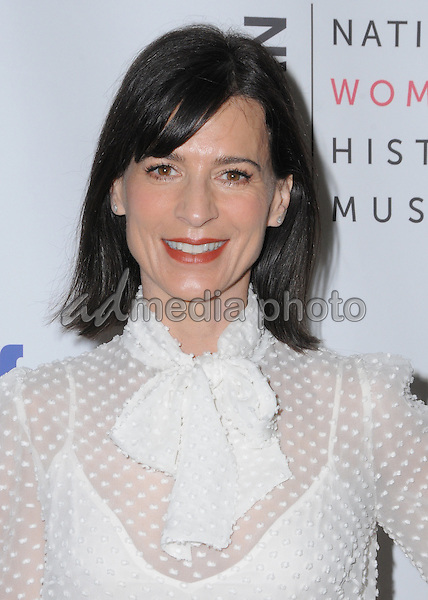 17 September 2016 - Beverly Hills, California. Perrey Reeves. National Women's History Museum 5th Annual Women Making History Brunch Presented By Glamour And Lifeway Foods held at The Montage Beverly Hills. Photo Credit: Birdie Thompson/AdMedia