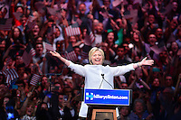 Hillary Clinches nomination