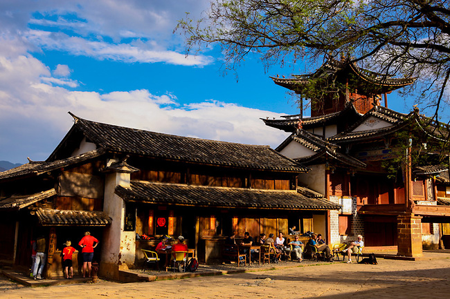 Shaxi Yunnan<br /> Ecotour China<br /> Photography tour China<br /> 沙溪云南