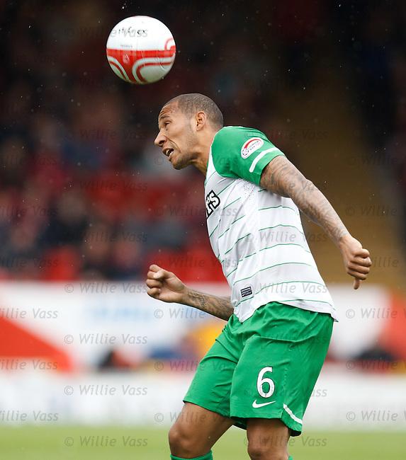 Kelvin Wilson, Celtic