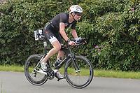 20170514 GEEL : Kwart triathlon -  1/4 Triathlon<br /> Fietsproef<br /> Michael Cramer<br /> <br /> PHOTO SPORTPIX.BE / DIRK VUYLSTEKE