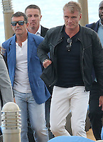 'The Expendables 3' cast on the Croisette in Cannes - 67th Cannes Film Festival - France