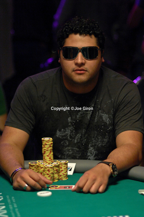 Bolivar Palasios-final table 9
