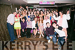Kathy Hughes, Killian Woods, Tralee celebrates her 18th Birthday with family and friends at the Abbey Inn on Saturday