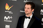 Raul Arevalo attends to the Feroz Awards 2017 in Madrid, Spain. January 23, 2017. (ALTERPHOTOS/BorjaB.Hojas)