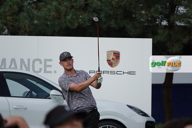 during the final round of the Porsche European Open , Green Eagle Golf Club, Hamburg, Germany. 08/09/2019<br /> Picture: Golffile   Phil Inglis<br /> <br /> <br /> All photo usage must carry mandatory copyright credit (© Golffile   Phil Inglis)