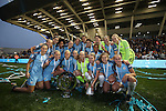 301016 Manchester City Women v Birmingham City Ladies