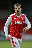 31/07/2015  Fleetwood Town v Getafe PSF<br /> <br /> <br /> Bobby Grant, Fleetwood Town