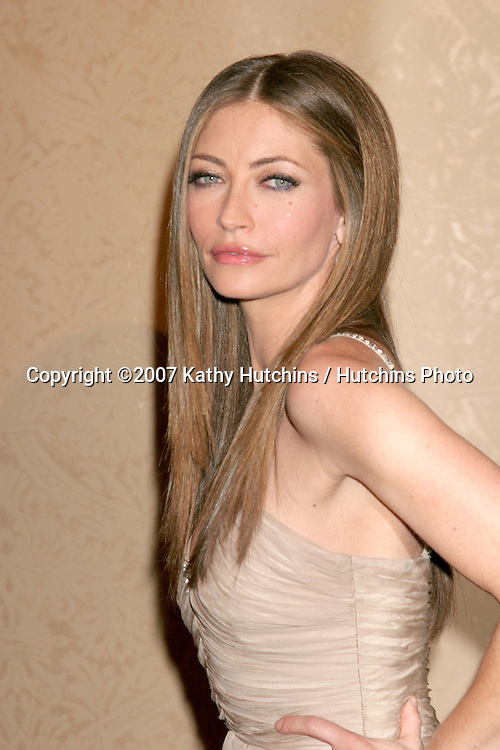 Rebecca Gayheart-Dane.Divine Design Gala Awards Dinner 2007.Beverly Hilton Hotel.Beverly Hills, CA.November 29 2007.©2007 Kathy Hutchins / Hutchins Photo...               .