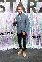 CENTURY CITY, CA - June 2: Omari Hardwick, at Starz FYC 2019 — Where Creativity, Culture and Conversations Collide at The Atrium At Westfield Century City in Century City, California on June 2, 2019. <br /> CAP/MPIFS<br /> ©MPIFS/Capital Pictures