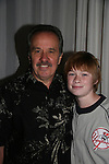 Austin Williams - OLTL and grandfather Bob Schildhorn at the 2009 Daytime Stars and Strikes to benefit the American Cancer Society to benefit the American Cancer Society on October 11, 2009 at the Port Authority Leisure Lanes, New York City, New York. (Photo by Sue Coflin/Max Photos)