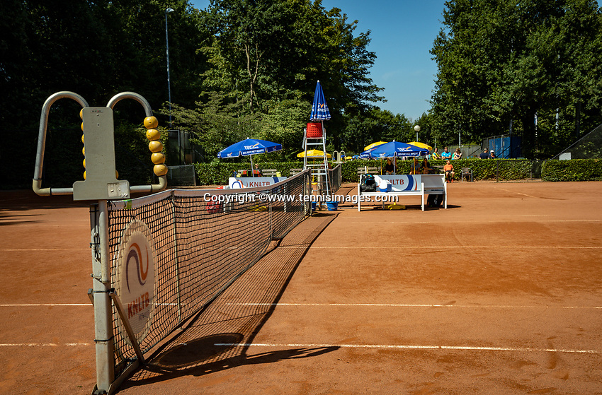 Hilversum, Netherlands, Juli 29, 2019, Tulip Tennis center, National Junior Tennis Championships 12 and 14 years, NJK, <br /> Photo: Tennisimages/Henk Koster