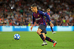 UEFA Champions League 2018/2019 - Matchday 1.<br /> FC Barcelona vs PSV Eindhoven: 4-0.<br /> Philippe Coutimho.