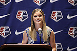 17 January 2014: Kealia Ohai was selected with the second overall pick by the Houston Dash. The 2014 National Women's Soccer League Draft was held at the NSCAA Annual Convention in the Pennsylvania Convention Center in Philadelphia, Pennsylvania.