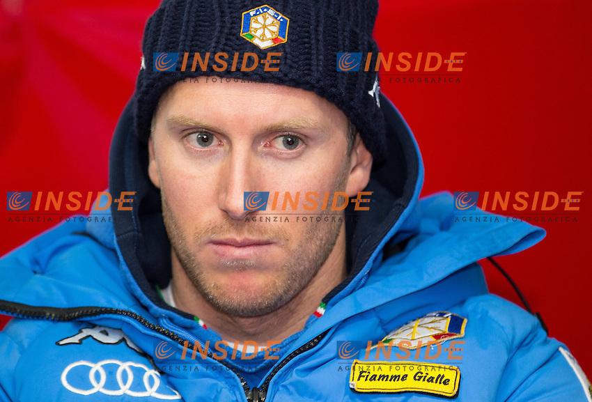 Werner Heel.28/12/2012 Bormio .Conferenza Stampa di presentazione della squadra di sci alpino dell'Italia Uomini .Foto EXPA/ Johann Groder / Insidefoto