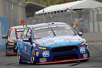 2016 Castrol EDGE Gold Coast 600. Rounds 3 and 4 of the Pirtek Enduro Cup. #12. Fabian Coulthard (NZL) Luke Youlden (AUS). DJR Team Penske. Ford Falcon FGX.