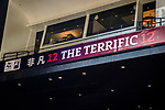 Branding for The Asia League's 'The Terrific 12' at Studio City Event Center on 18 September 2018, in Macau, Macau. Photo by Chung Yan Man / Power Sport Images for Asia League