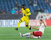 New England Revolution vs Columbus Crew, May 19, 2018