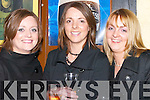 NEW: Cecelia Lawlor, Helen O'Loughlin and Claire O'Loughlin toast in the New Year at The Abbey Tavern, Ardfert, on Sunday night..