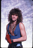 BON JOVI, BACKSTAGE SESSION, 1987